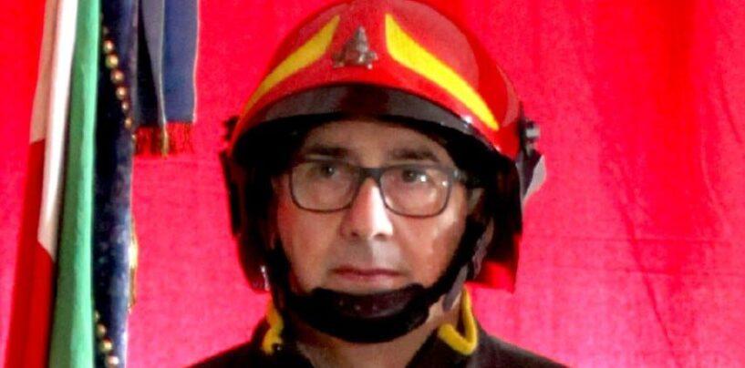 Domani ultimo turno di servizio attivo per il Capo Reparto dei caschi rossi Giovanni Caccavale, il saluto del Comandante