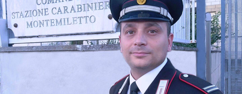 Montemiletto. Il maresciallo Elvis Truglia è il nuovo comandante dei carabinieri