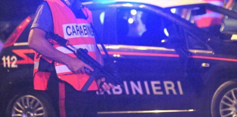 Carabinieri, controlli straordinari del territorio irpino