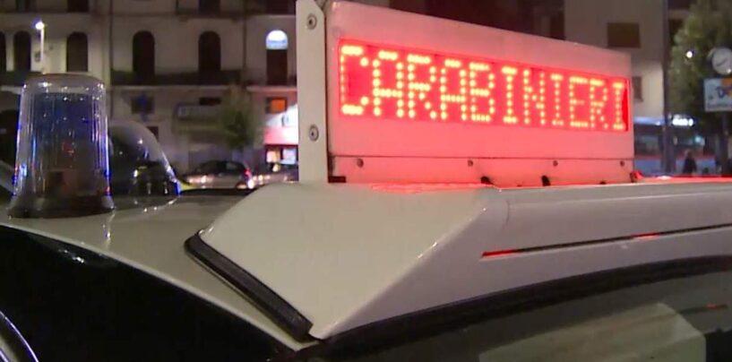 """""""Alto impatto"""", servizi di controllo straordinario dei carabinieri: arresti e denunce per furti"""