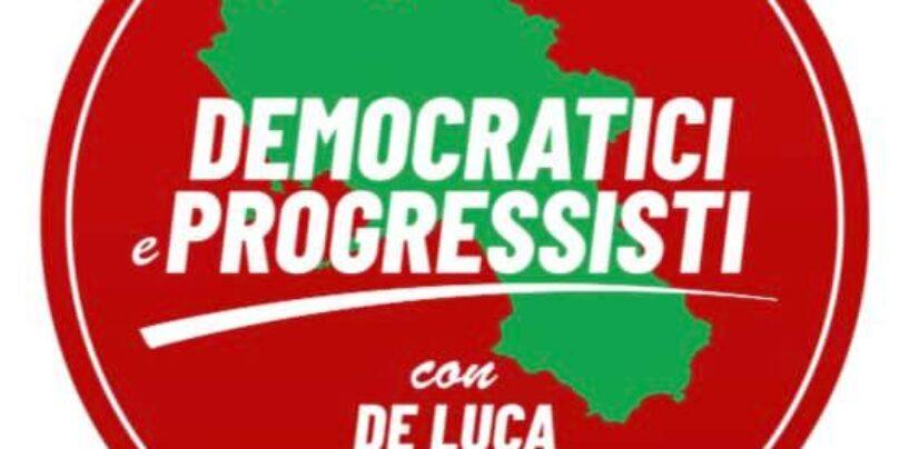 """Verso le regionali – Todisco presenta il simbolo di """"Democratici e progressisti"""""""