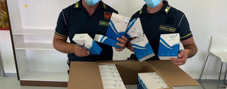 Termoscanner con falso marchio CE: maxi sequestro della Guardia di Finanza
