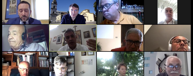 """Don Matteo Prodi a CIVES e Acli:  """"Uno sviluppo sensato del territorio punti su paesaggio, patrimonio storico-culturale e ricerca"""""""