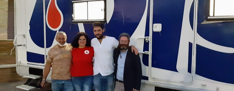 Raccolta e donazione di sangue, Grottolella c'è