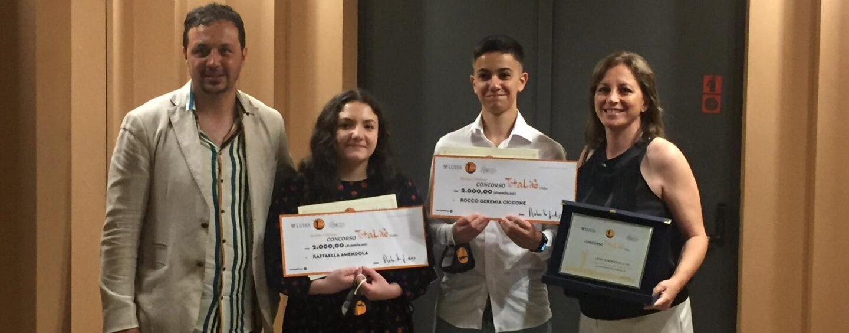 Liceo Scientifico Sant'Angelo e Caposele, successo al premio Totalife