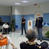 """VIDEO / """"Il nostro impegno contro le stragi sulle strade"""": il saluto del vicequestore Alfano"""