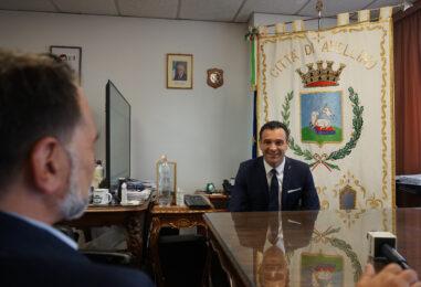"""VIDEO / """"Intitoleremo uno spazio a Valle in memoria di Maria Lidia De Rosa"""": l'annuncio del sindaco"""