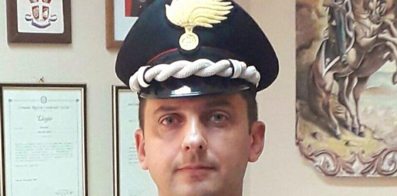 Da Montella a Roma, promozione per il Maggiore De Paola
