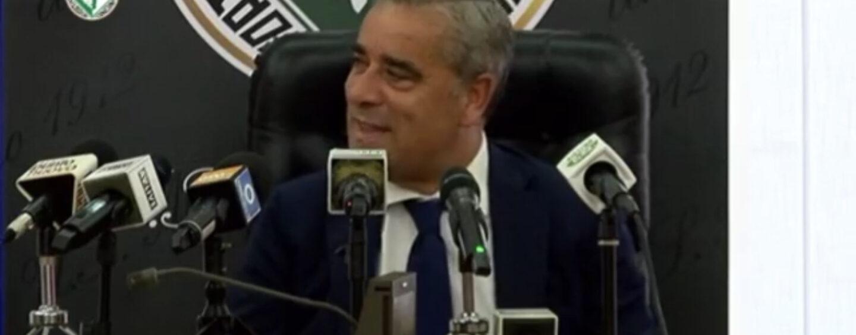 """D'Agostino: """"Avellino più forte di tutto, abbiamo ereditato qualche milione di debiti"""""""