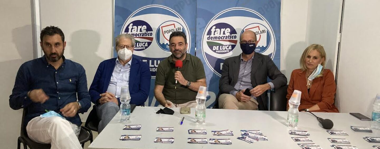 Atripalda: inaugurazione comitato elettorale Nazzaro-Rosato