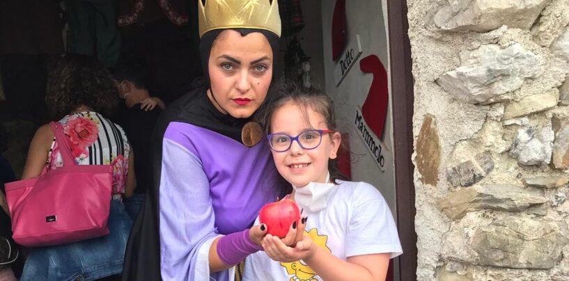 Il viaggio nel Borgo delle favole di Quaglietta per tornare tutti bambini
