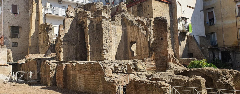 Soprintendenza Archeologica Napoli: manutenzione aree archeologiche