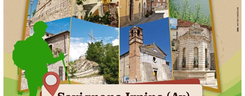 """Savignano Irpino: prima tappa del progetto """"I cammini della Via Francigena del Sud"""""""
