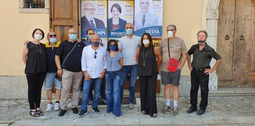 Regionali, il M5S inaugura Comitato Elettorale a Montella