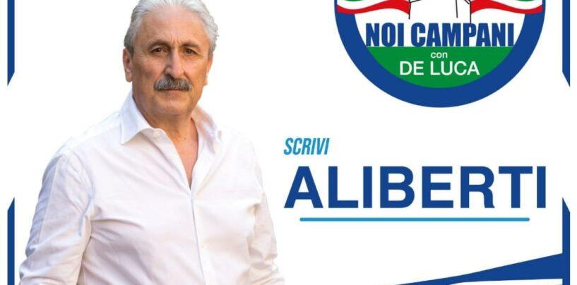 """Aliberti (Noi Campani): """"La politica non è solo caccia al consenso, ma ricerca delle soluzioni. Ecco il mio programma"""""""