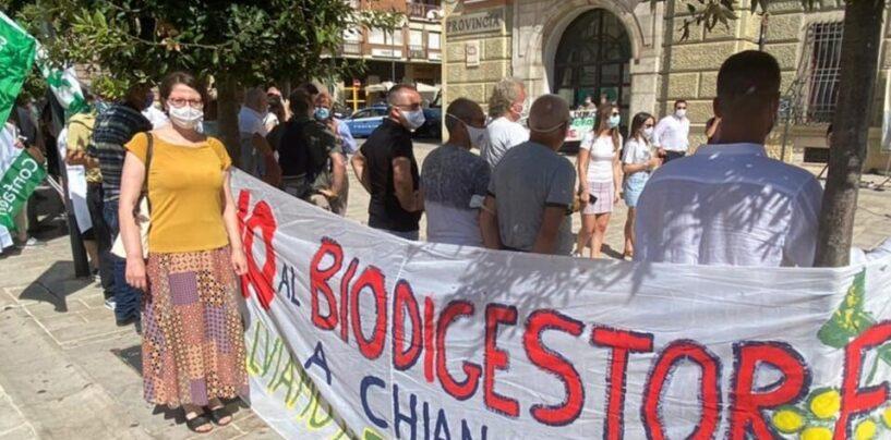 """""""Scelta infelice e calata dall'alto"""": Bochicchio (M5s) contro il biodigestore a Chianche"""