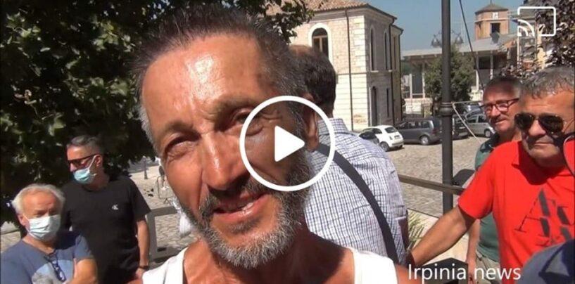 Video/Da Lugano a Castelfranci a piedi, l'impresa dell'irpino Soccorso