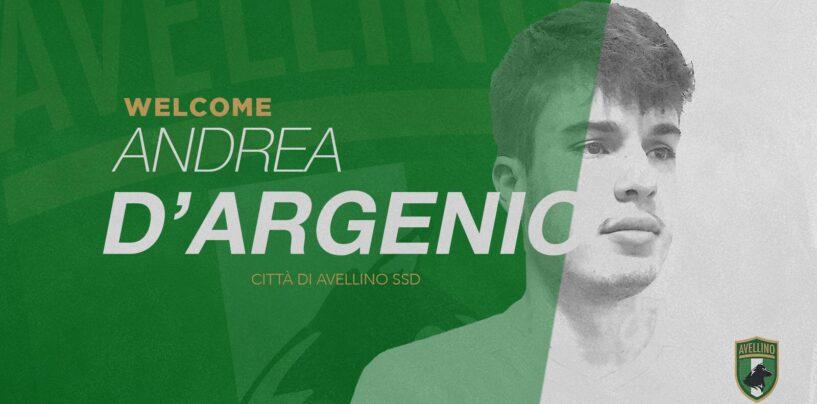 Città di Avellino ingaggia D'Argenio, centrocampista dal mancino micidiale