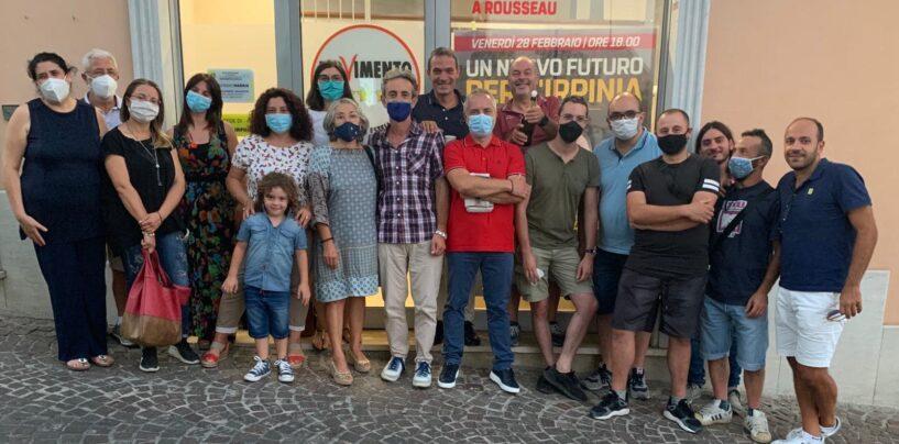 """Ariano, 5 Stelle per Franza. Maraia: """"Una grande occasione di rinnovamento sociale"""""""