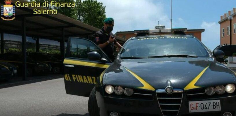 Vallo della Lucania: fatture false per incassare fondi pubblici, sequestrati beni per 735 mila euro