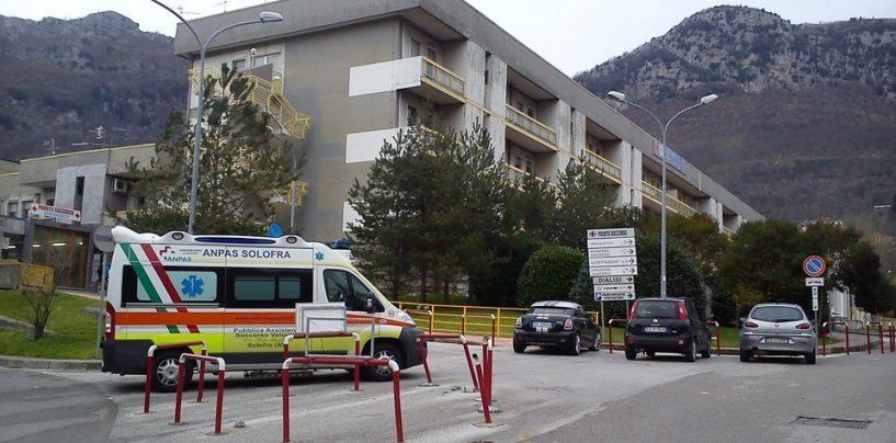 """Ospedale Solofra, De Luca: """"Lavori per altri 4 posti letto. Ci sarà finanziamento da 8 milioni"""""""