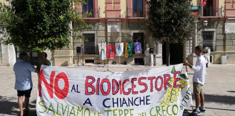 Biodigestore di Chianche, il Tar boccia il progetto