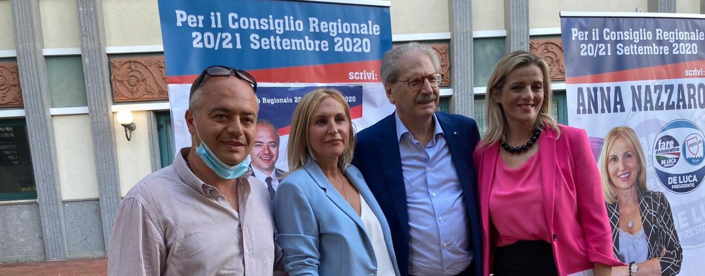 Regionali, ad Atripalda Nazzaro inaugura il comitato elettorale