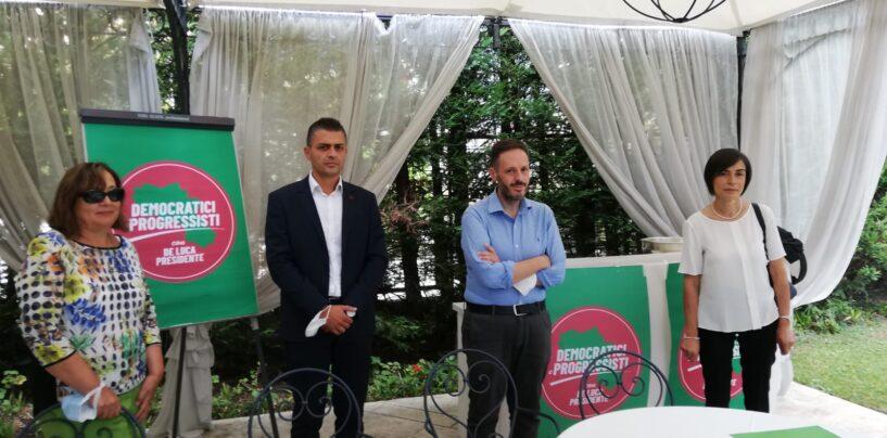 """""""Portiamo la sinistra al Governo e puntiamo sulle aree interne, vera ricchezza della Campania"""". Regionali, la prima di Todisco&co"""