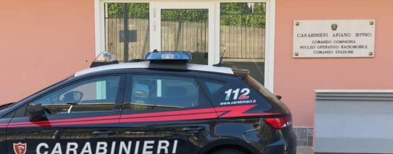 Flumeri, 40enne denunciato: fornisce ai carabinieri false generalità
