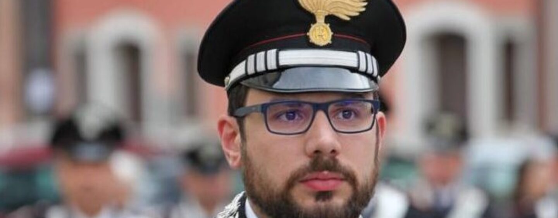 Da Avellino a Roma, prestigioso incarico per il capitano Pirronti nella capitale