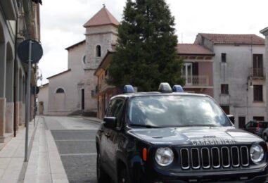 In possesso di un fucile calibro 16 senza autorizzazioni: denunciato 55enne di Lioni