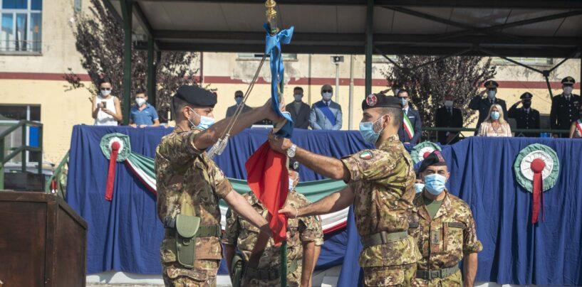 FOTO / Esercito: cambio al vertice del 232° Reggimento trasmissioni di Avellino