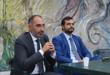 """Squadra Conte, Sibilia: """"Finalmente si riparte, fiero per Gubitosa"""""""