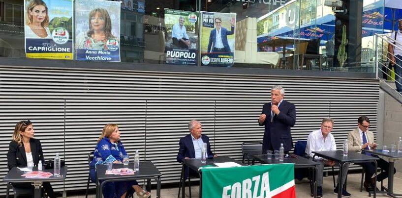 """Forza Italia, parla Vecchione: """"Andiamo uniti e compatti al voto, meritiamo un consigliere regionale irpino"""""""