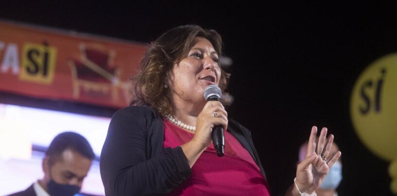 """""""Stai zitta, non parlare troppo"""": proiettili e minacce in busta a Valeria Ciarambino"""