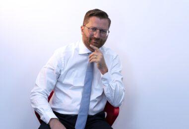 Forza Italia: De Angelis determinato a far crescere il partito