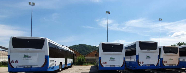 Air Mobilità: nei giorni festivi sospesi i servizi nel ciclo urbano e sulla Avellino-Nola