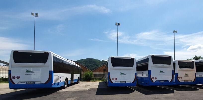 Più bus in strada. Scuola, il piano dei trasporti targato Air è pronto