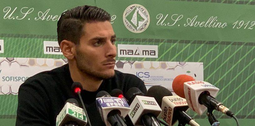 Avellino Calcio, riuscito l'intervento a Giuliano Laezza
