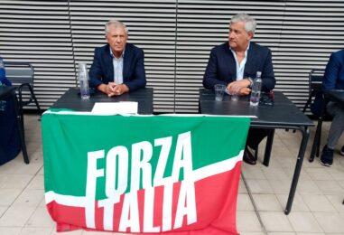 """Video/Regionali, Tajani:""""Basta con il clientelismo, vogliamo far vincere la meritocrazia"""""""