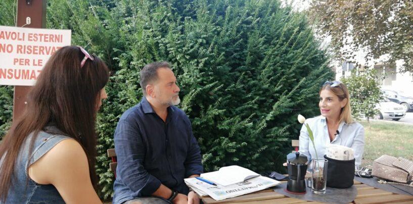 """Stella Capriglione mercoledì nella """"sua"""" Sirignano"""