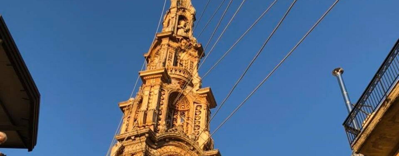 """""""Carro"""", niente grande tirata ma Mirabella reagisce all'emergenza: continua la corsa verso l'Unesco"""
