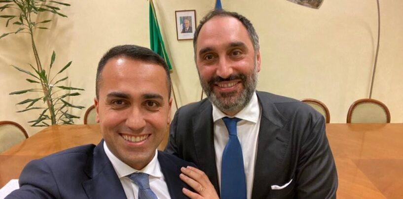 """Di Maio ad Avellino, Gubitosa: """"Tagliamo 345 poltrone e mandiamo a casa i dinosauri De Luca e Caldoro"""""""