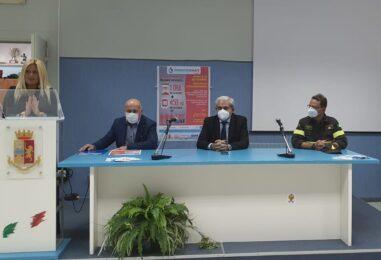 """VIDEO-FOTO/ """"Uniti nel donare sangue"""": la solidarietà fa tappa ad Avellino con DonatoriNati, Questura e Vigili del Fuoco"""