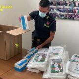 VIDEO/ Emergenza Covid, Guardia di Finanza in campo nel Napoletano contro le truffe