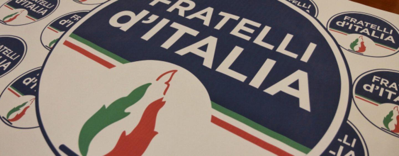 Manifestazione commercianti ad Avellino, la nota di Fratelli d'Italia