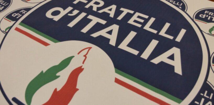 """Striscione Montemiletto, Fratelli d'Italia Avellino: """"Ne esporremo altri in maniera legittima e autorizzata"""""""