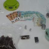 Avellino, sorpreso in casa con sostanze stupefacenti: 43enne in carcere