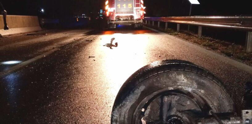 Schianto mortale sul raccordo Avellino-Salerno: muore un 25enne