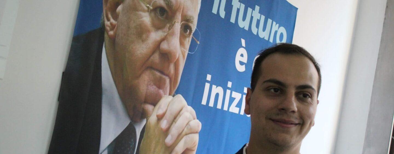 """""""Dobbiamo portare avanti la rivoluzione di De Luca in Campania e noi giovani saremo i protagonisti di una nuova stagione politica"""". Parola a Iovino"""